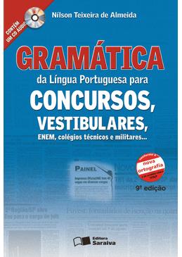 Gramatica-da-Lingua-Portuguesa-para-Concursos-Vestibulares-ENEM-Colegios-Tecnicos-e-Militares---9ª-Edicao