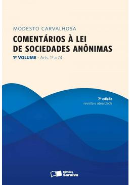Comentarios-a-Lei-de-Sociedades-Anonimas-Volume-1---7ª-Edicao