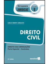 Colecao-Sinopses-Juridicas-Volume-6---Direito-das-Obrigacoes---Parte-Especial---Contratos---TOMO-I---21ª-Edicao