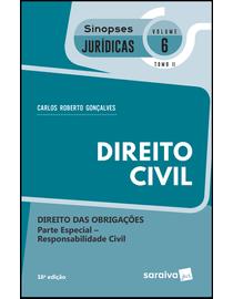 Colecao-Sinopses-Juridicas-Volume-6---TOMO-II---Direito-das-Obrigacoes---16ª-Edicao