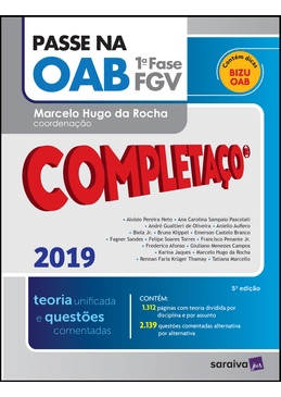 Passe-na-OAB-1ª-Fase-FGV---Completaco-2019---Teoria-Unificada