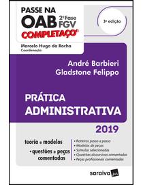 Passe-na-OAB-2ª-Fase-FGV---Completaco-2019---Pratica-Administrativa---3ª-Edicao