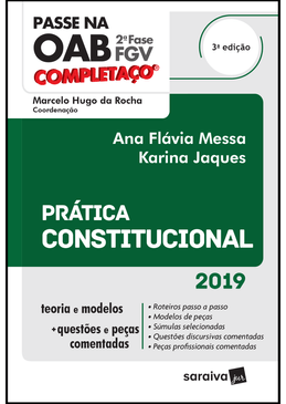 Passe-na-OAB-2ª-Fase-FGV---Completaco-2019---Pratica-Constitucional---3ª-Edicao