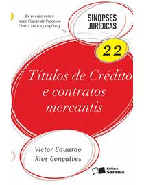 Colecao-Sinopses-Juridicas-Volume-22---Titulos-de-Credito-e-Contratos-Mercantis---11ª-Edicao