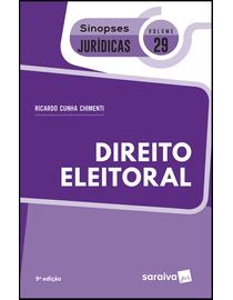 Colecao-Sinopses-Juridicas-Volume-29---Direito-Eleitoral---8ª-Edicao