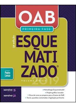 OAB-1ª-Fase-Esquematizado-Volume-Unico---5ª-Edicao