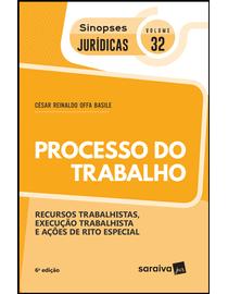 Colecao-Sinopses-Juridicas-Volume-32---Processo-do-Trabalho---6ª-Edicao