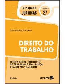 Colecao-Sinopses-Juridicas-Volume-27---Direito-do-Trabalho---9ª-Edicao