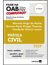 Passe-na-OAB-2ª-Fase-FGV---Completaco-2019---Pratica-Civil--3ª-Edicao