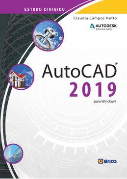 Estudo-Dirigido-AutoCAD-2019---Para-Windows