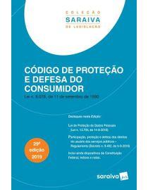 Colecao-Saraiva-de-Legislacao---Codigo-de-Protecao-e-Defesa-do-Consumidor---29ª-Edicao