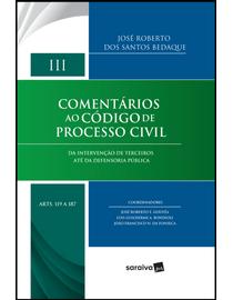 Comentarios-ao-Codigo-de-Processo-Civil-Volume-3---Da-Intervencao-de-Terceiros-Ate-da-Defensoria-Publica