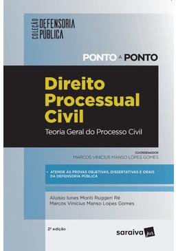 Colecao---Defensoria-Publica---Ponto-a-Ponto---Direito-Processual-Civil---Teoria-Geral-do-Processo-Civil