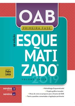 OAB-Esquematizado---Volume-Unico---1ª-Fase---6ª-Edicao