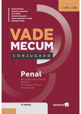 Vade-Mecum-Saraiva-Conjugado-2020---Penal---2ª-Edicao