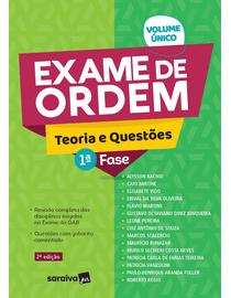 Exame-de-Ordem---Teoria-e-Questoes---1ª-Fase---Volume-Unico---2ª-Edicao