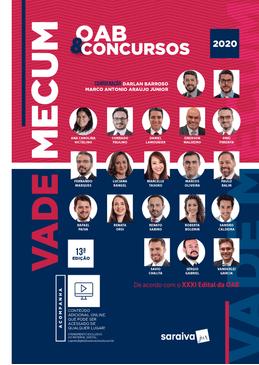 Vade-Mecum-Saraiva-2020---OAB---Concursos---13ª-Edicao