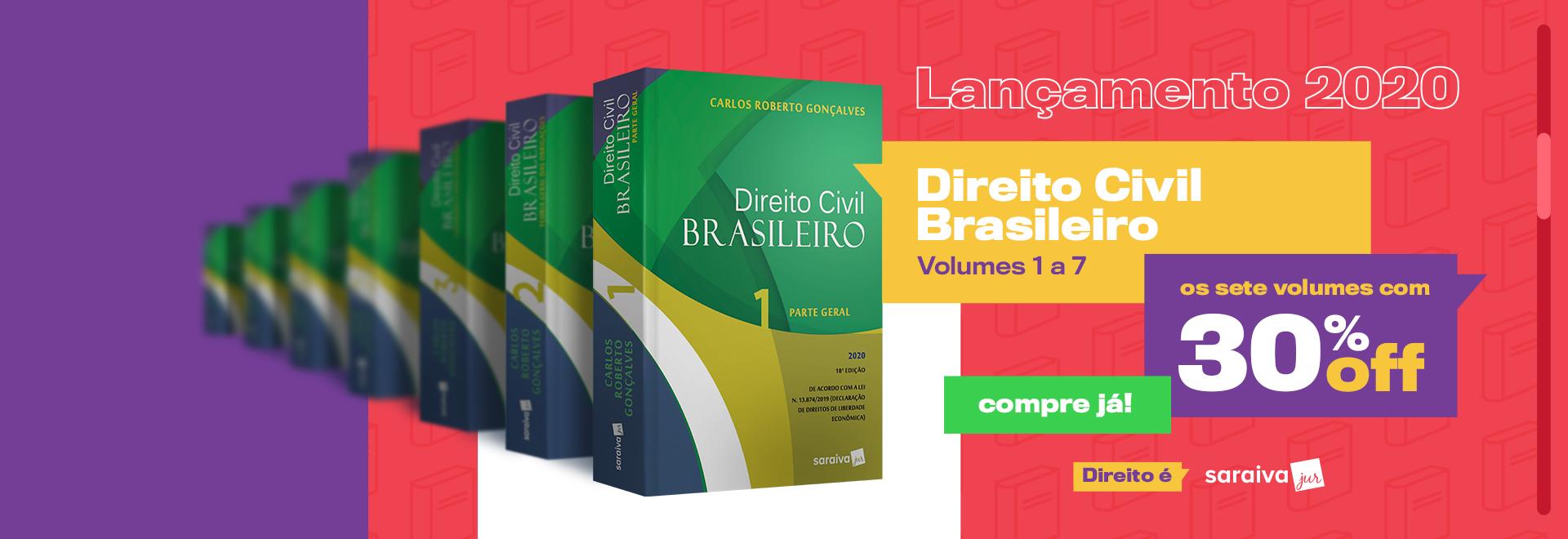 Direito Civil Brasileiro 2020
