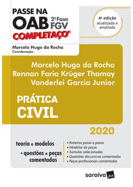 Passe-na-OAB-2ª-Fase-FGV---Completaco-2020---Pratica-Civil---4ª-Edicao