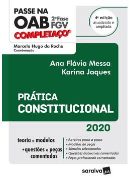 Passe-na-OAB-2ª-Fase-FGV---Completaco-2020---Pratica-Constitucional---3ª-Edicao