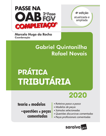 Passe-na-OAB-2ª-Fase-FGV---Completaco-2020---Pratica-Tributaria---4ª-Edicao