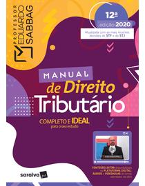Manual-de-Direito-Tributario---12ª-Edicao