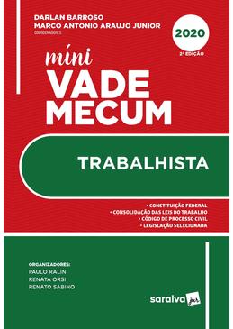Mini-Vade-Mecum-Saraiva-2020---Trabalhista---2ª-Edicao