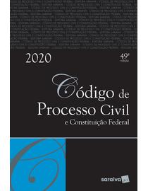 Codigo-de-Processo-Civil-e-Constituicao-Federal---49ª-Edicao