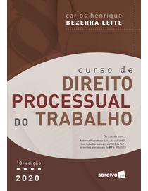 Curso-de-Direito-Processual-do-Trabalho---18ª-Edicao