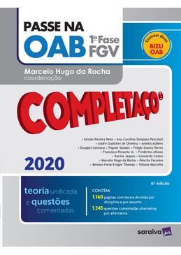 Passe-na-OAB-1ª-Fase-FGV---Completaco-2020---Teoria-Unificada---6ª-Edicao
