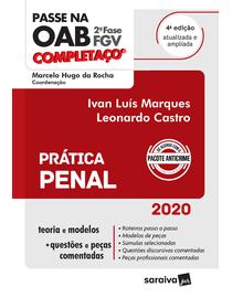 Passe-na-OAB-2ª-Fase-FGV---Completaco-2020---Pratica-Penal---4ª-Edicao