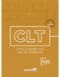 Legislacao-Saraiva-de-Bolso---CLT---13ª-Edicao