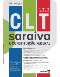 CLT-Saraiva-e-Constituicao-Federal-2020---53ª-Edicao