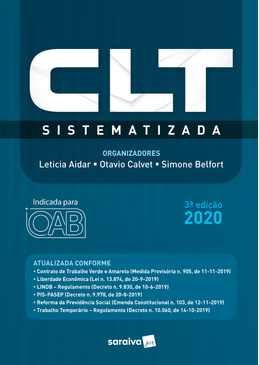 CLT-Sistematizada---3ª-Edicao