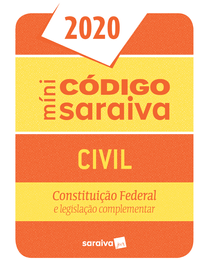 Mini-Codigo-Saraiva-2020---Civil---Constituicao-Federal-e-Legislacao-Complementar---26ª-Edicao