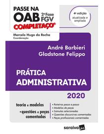 Passe-na-OAB-2ª-Fase-FGV---Completaco-2020---Pratica-Administrativa---4ª-Edicao