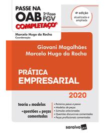Passe-na-OAB-2ª-Fase-FGV---Completaco-2020---Pratica-Empresarial---4ª-Edicao