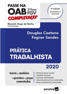 Passe-na-OAB-2ª-Fase-FGV---Completaco-2020---Pratica-Trabalhista---4ª-Edicao