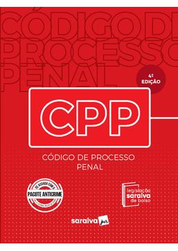 Legislacao-Saraiva-de-Bolso---Codigo-de-Processo-Penal---4ª-Edicao