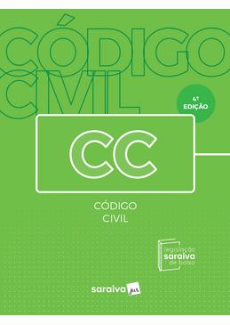 Legislacao-Saraiva-de-Bolso---Codigo-Civil---4ª-Edicao