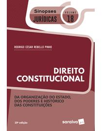 Colecao-Sinopses-Juridicas-Volume-18---Direito-Constitucional---19ª-Edicao