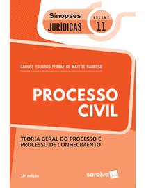 Colecao-Sinopses-Juridicas-Volume-11---Processo-Civil---18ª-Edicao