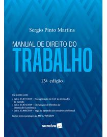 Manual-de-Direito-do-Trabalho--13ª-Edicao