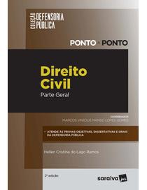 Colecao-Defensoria-Publica---Ponto-a-Ponto---Direito-Civil---Parte-Geral---2ª-Edicao