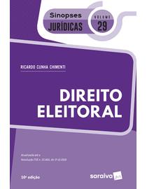 Colecao-Sinopses-Juridicas-Volume-29---Direito-Eleitoral---10ª-Edicao