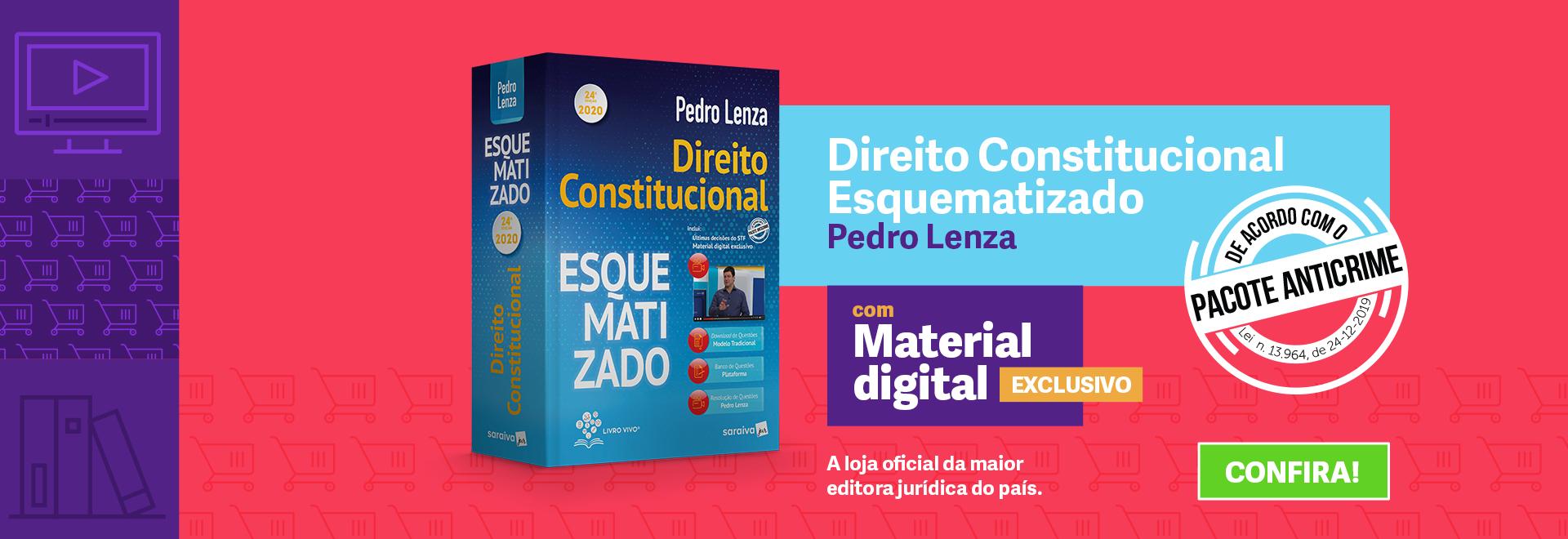 Constitucional esquematizado 2020