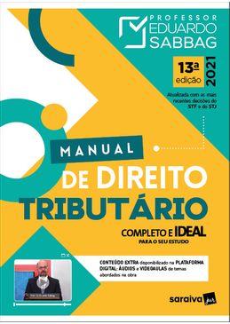 Manual-de-Direito-Tributario---13ª-Edicao-2021