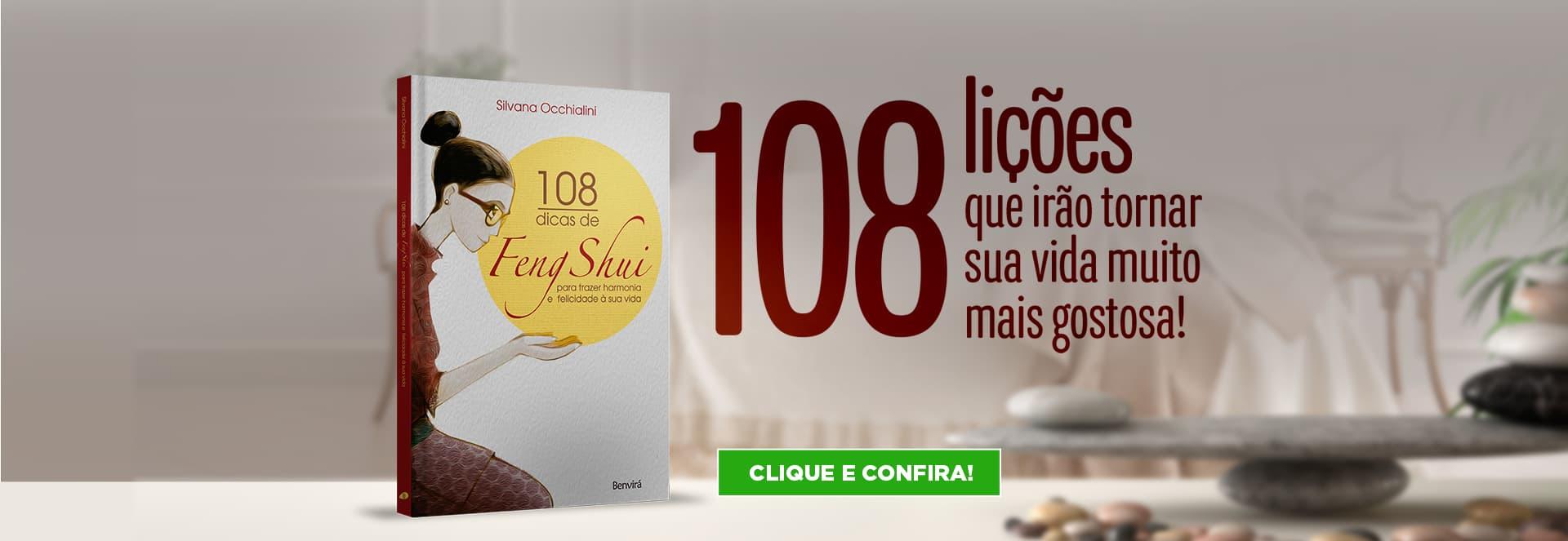 108 Dicas de Feng-Shui