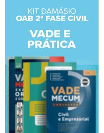 OAB-2ª-Fase-Civil---Vade-e-Pratica---Kit-Damasio