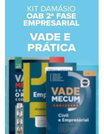 OAB-2ª-Fase-Empresarial---Vade-e-Pratica---Kit-Damasio